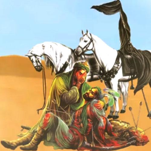موشن گرافیک حضرت عباس